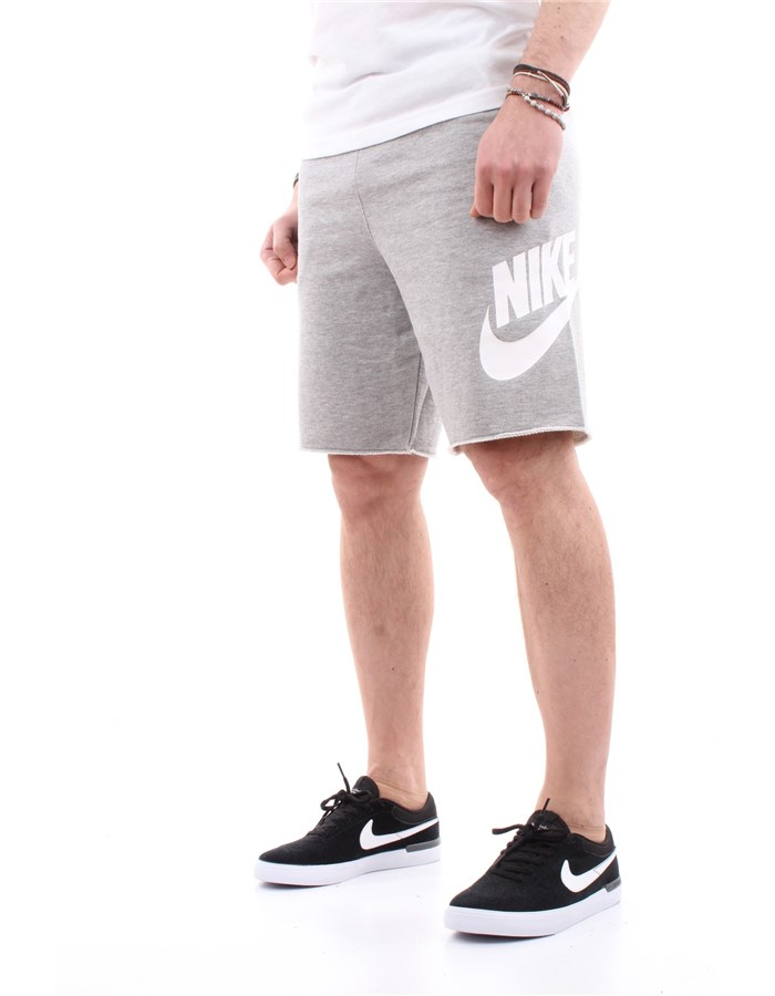 Nike Bermuda shorts Grey