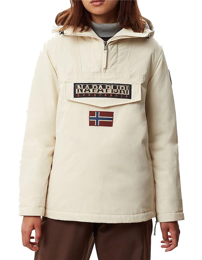 Napapijri Jacket White