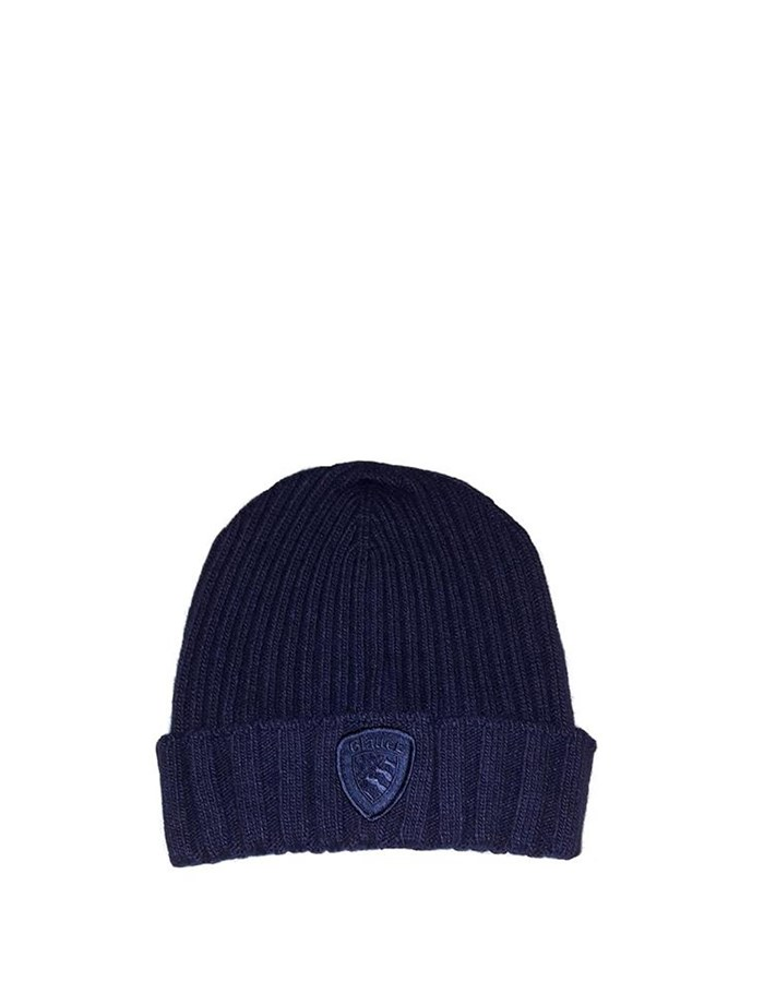 Blauer Hat Blue