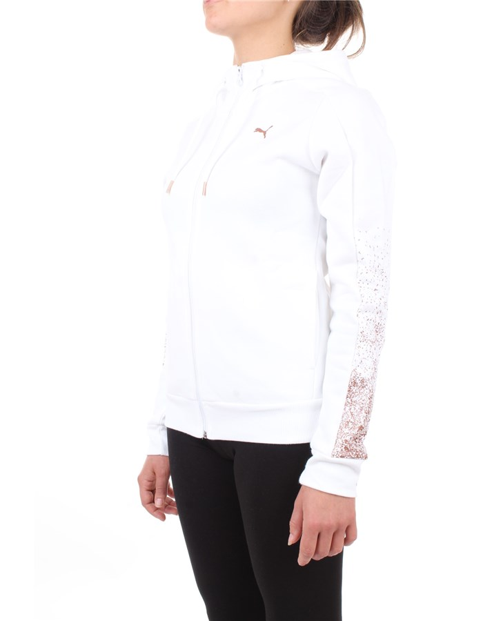 Puma Sweatshirt White