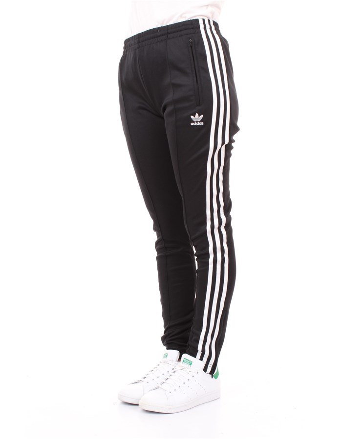 Adidas Originals Pantalone Black