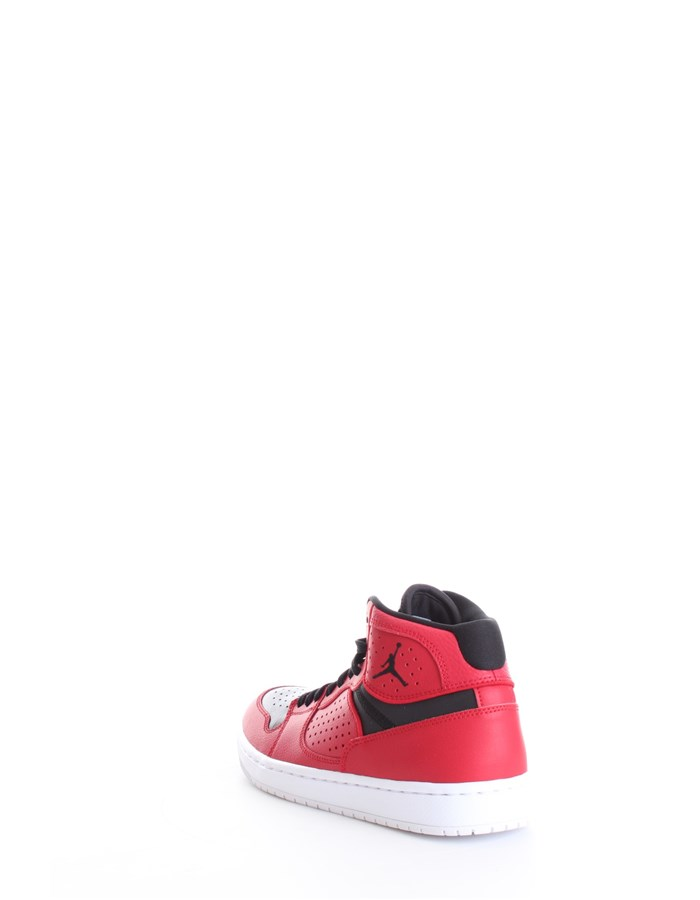 JORDAN High Sneakers Red