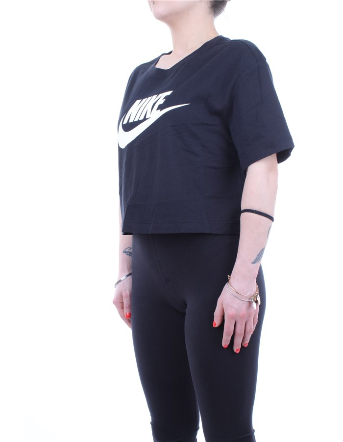 Nike Short Sleeve T-shirt Black