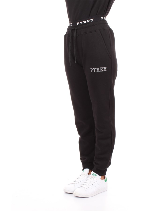 Pyrex Originals Pantalone Black