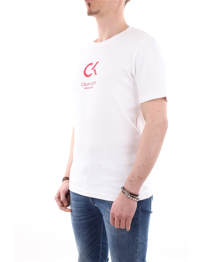 Calvin Klein Performance T-shirt White