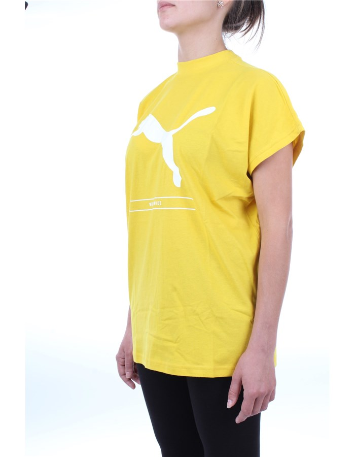 Puma T shirt  Yellow