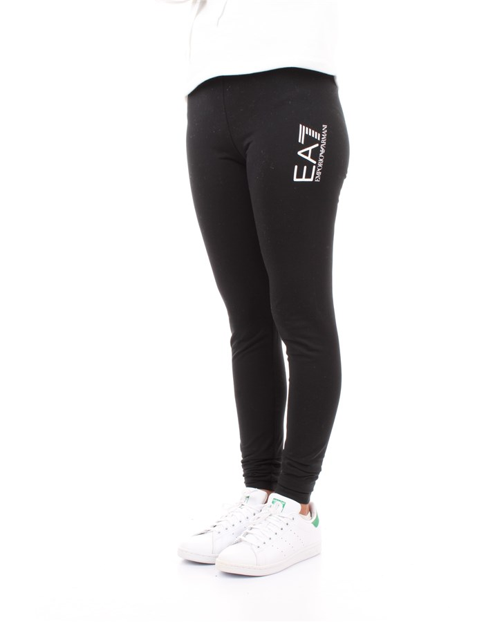 EA7 Emporio Armani Leggings Black