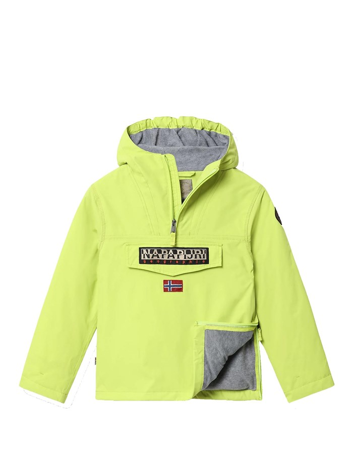 Napapijri Jacket Yellow