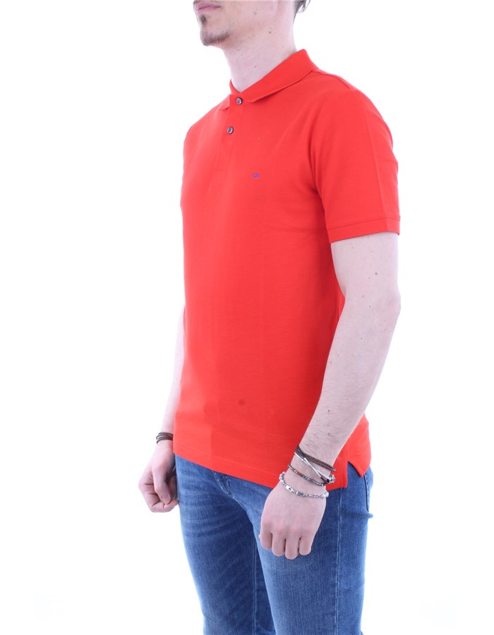 Calvin Klein Polo shirt Red