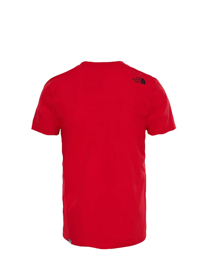 The North Face Short Sleeve T-shirt Red