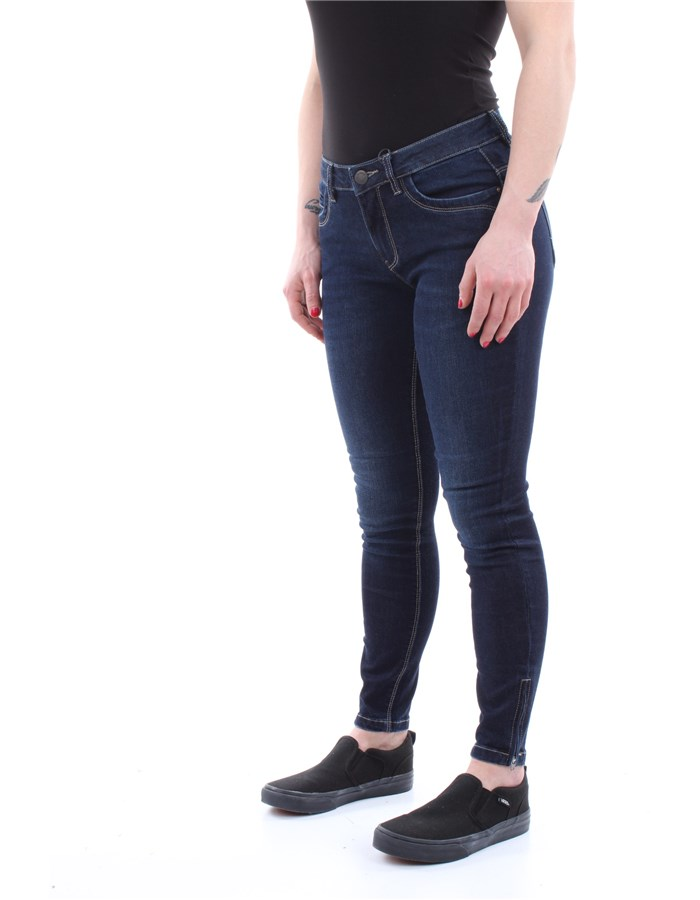 ONLY Jeans Dark-blue-denim