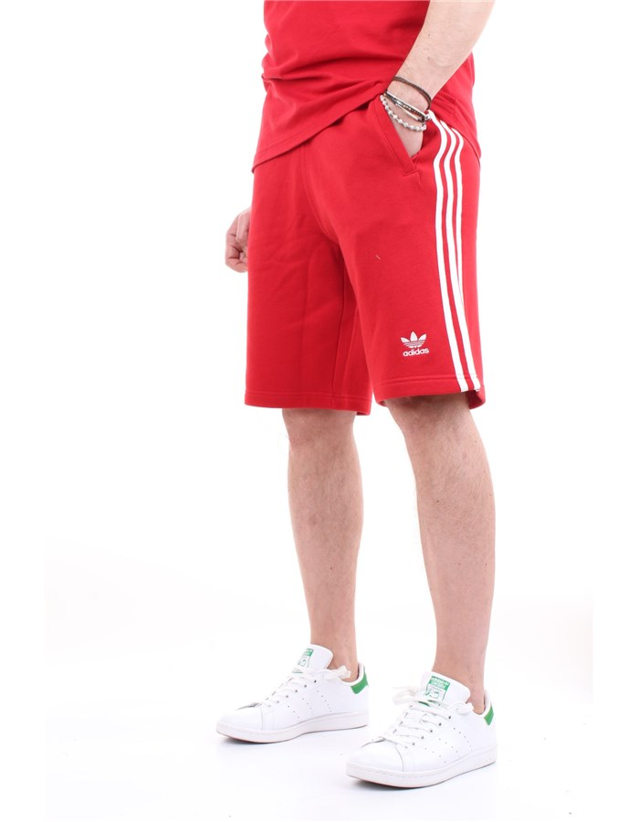 Adidas Originals bermuda Red