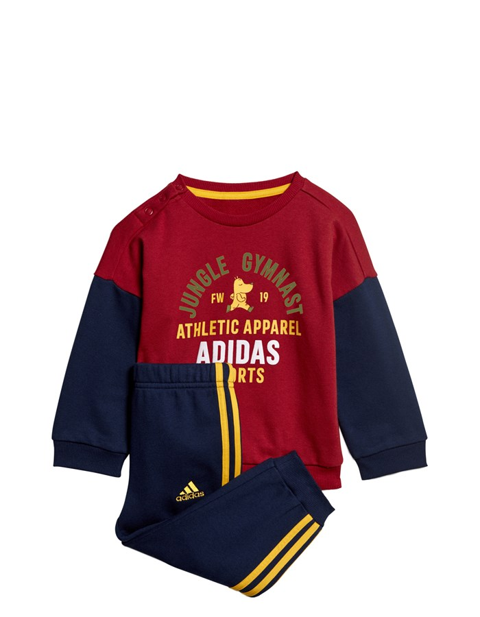 ADIDAS Jampsuit Red