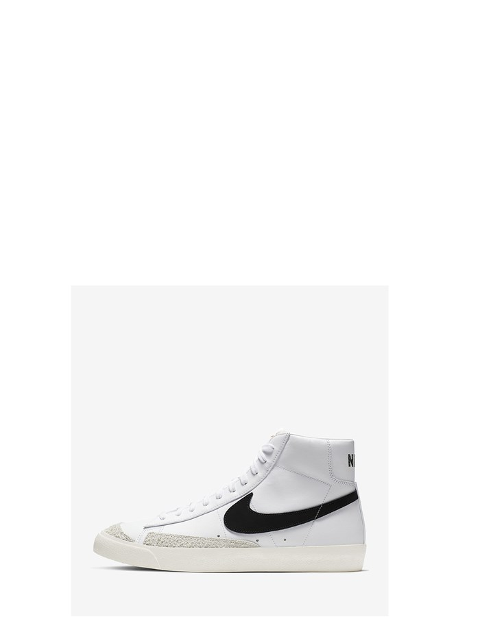 Nike High Sneakers White