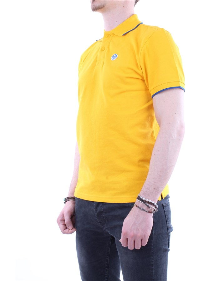 North Sails Polo shirt Yellow