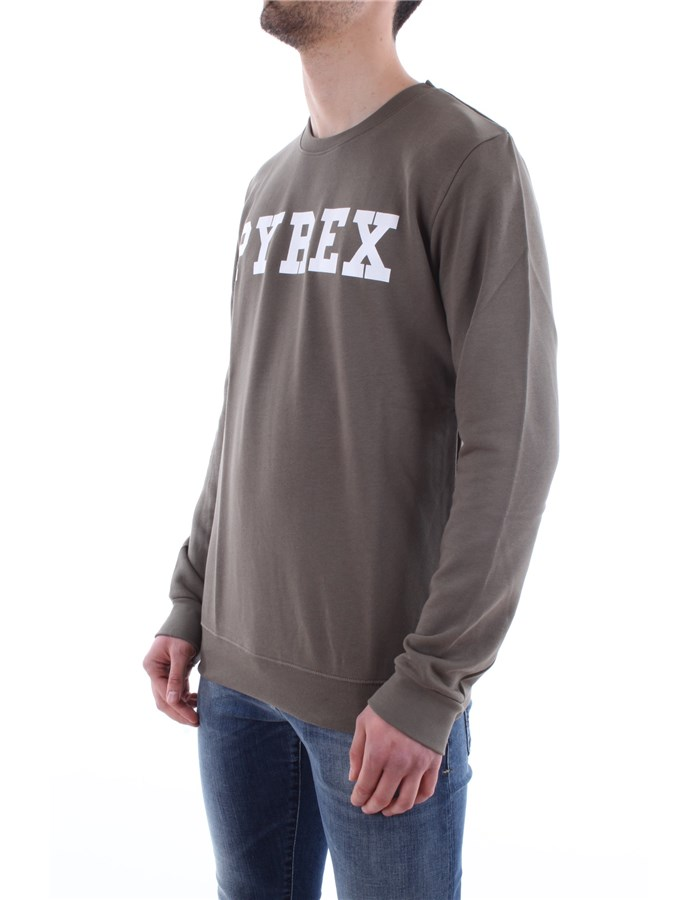Pyrex Originals Sweatshirt Military green