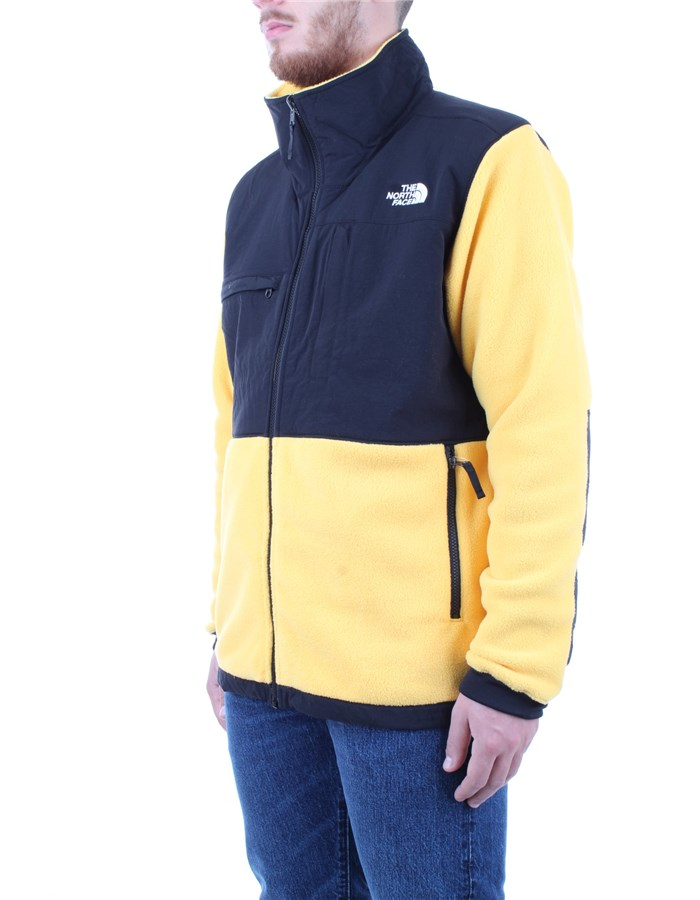 The North Face Sweat Yellow