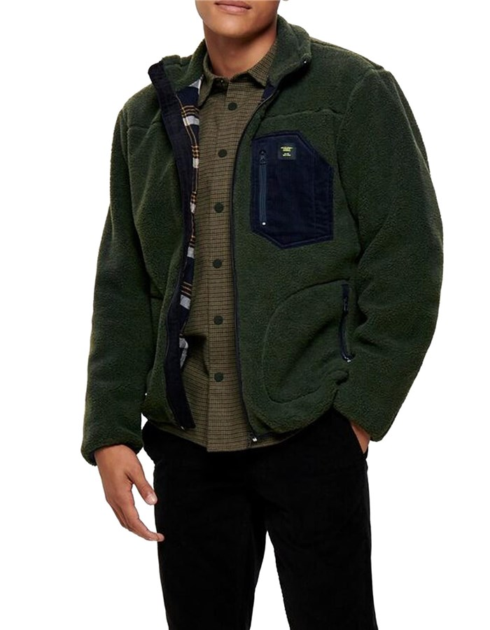 ONLY&SONS Bomber Green