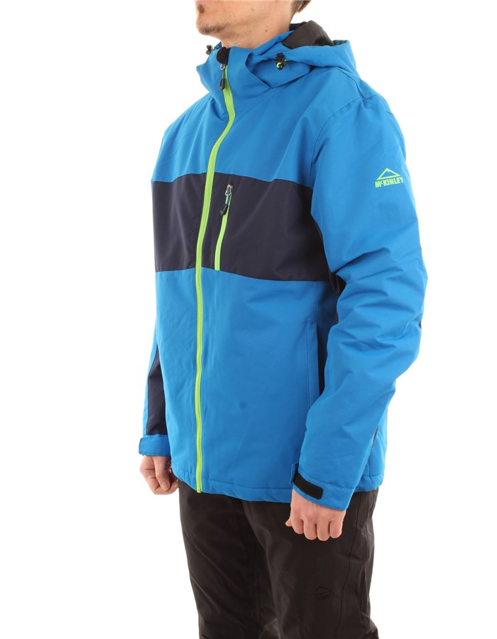 MCKINLEY Jacket 542-blue-royal