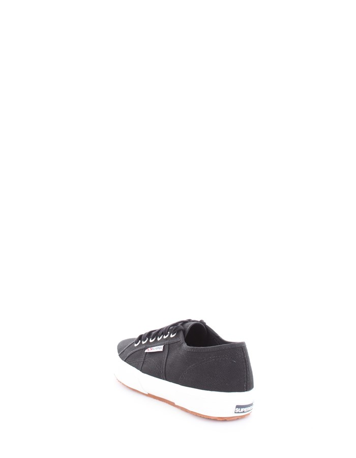 SUPERGA Sneakers Black