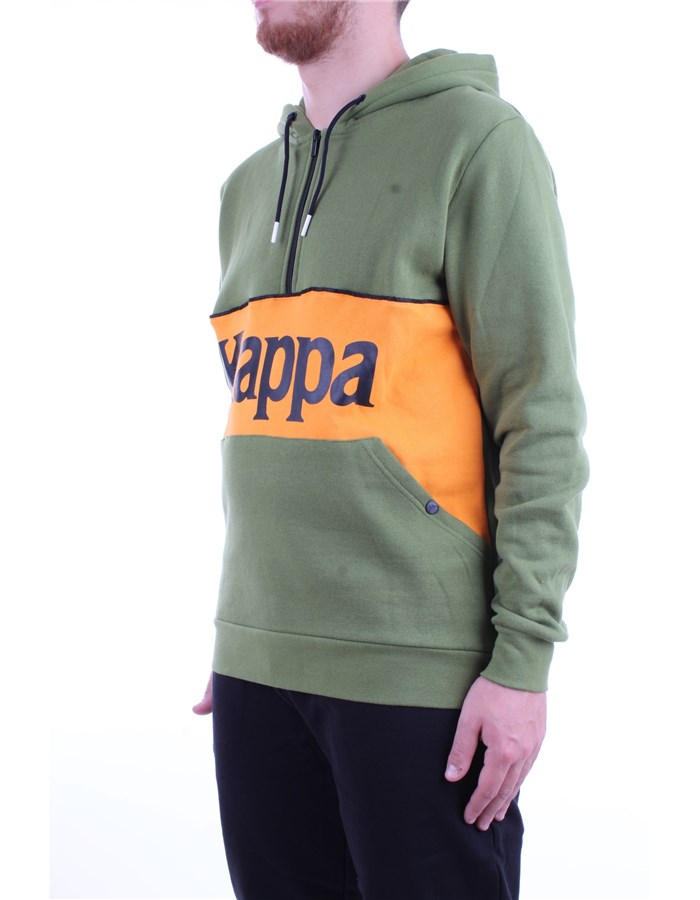 Kappa Sweat Green