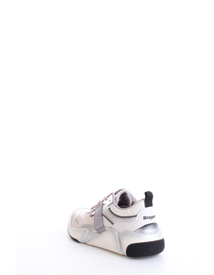 Blauer Shoes Sneakers White