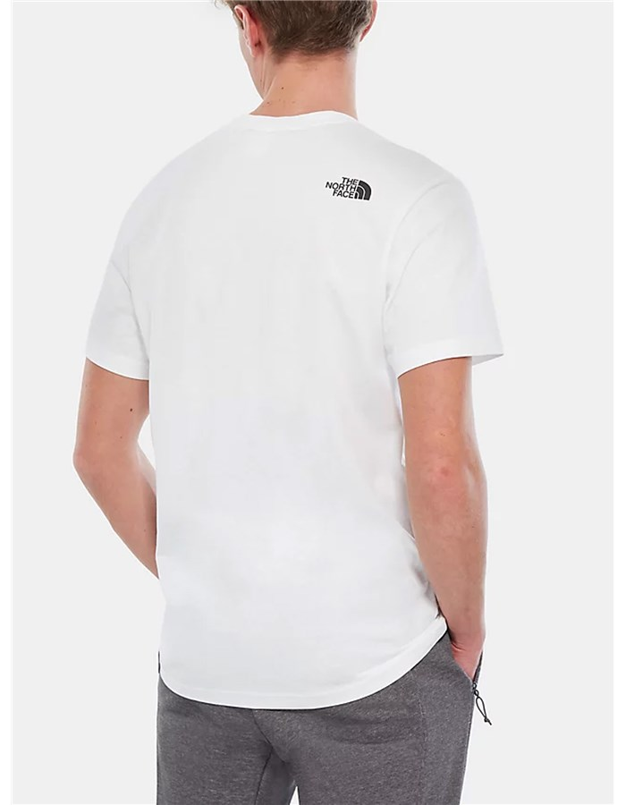 The North Face Short Sleeve T-shirt White