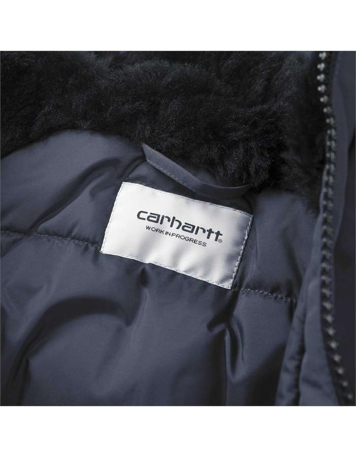 Carhartt Giubbotto Dark-navy-black