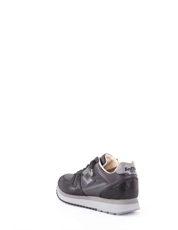 Lotto Leggenda Sneakers Black-Gray