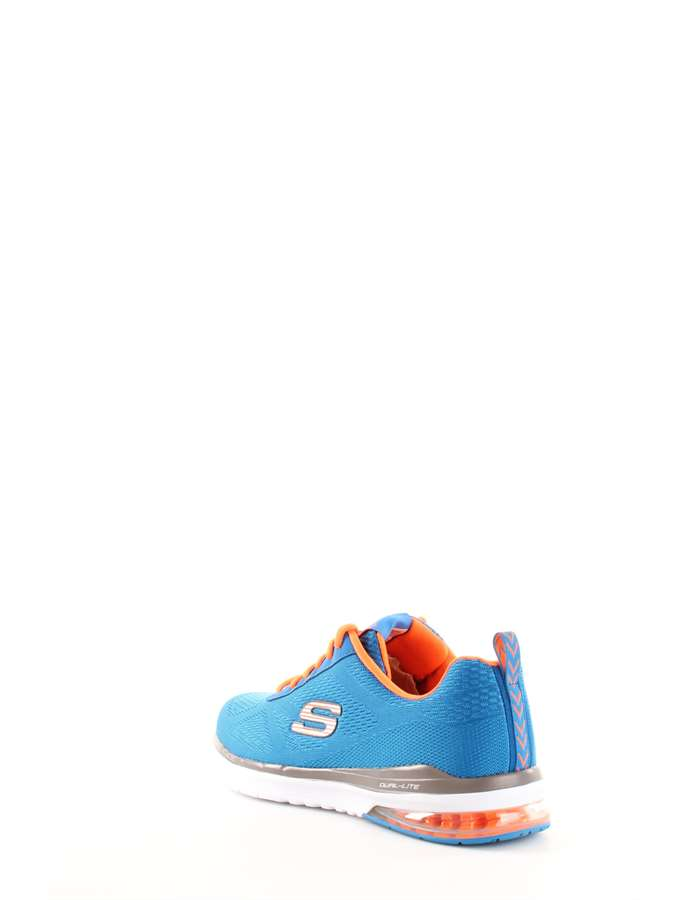 Skechers Running Shoes Blue