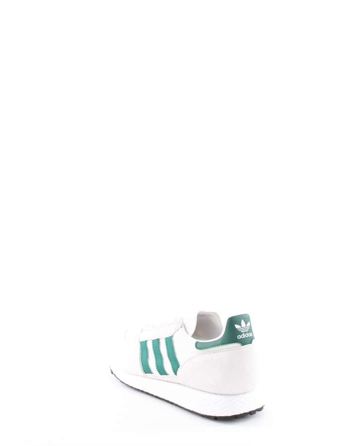Adidas Originals Sneakers Bianco-verde