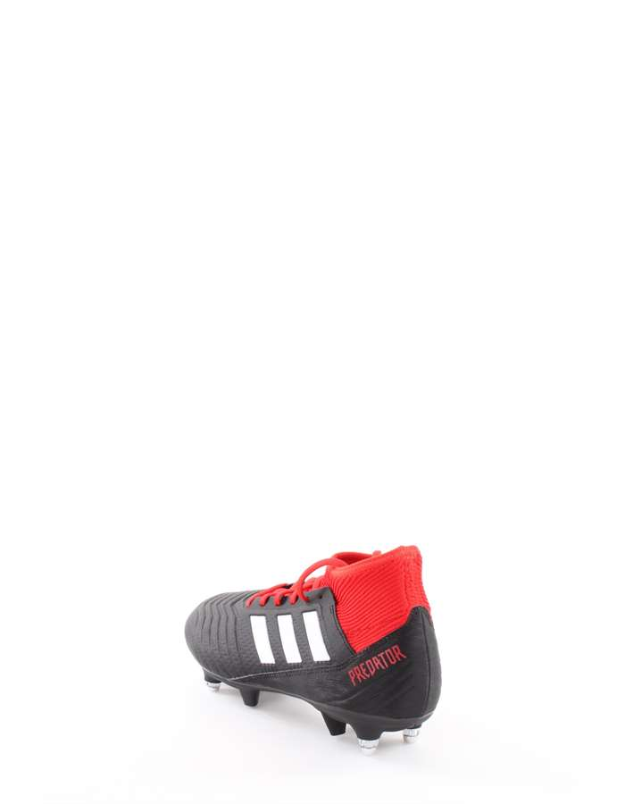 ADIDAS Football shoes Red-black