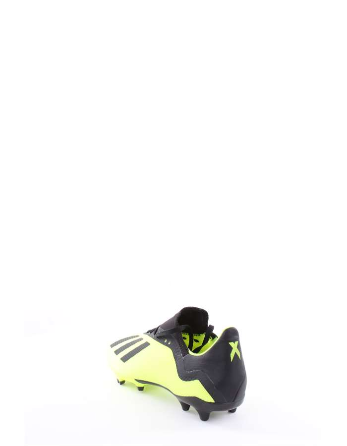 ADIDAS Football shoes Yellow black