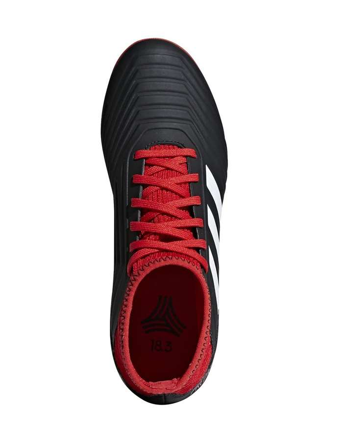ADIDAS Football shoes Black-Red-White