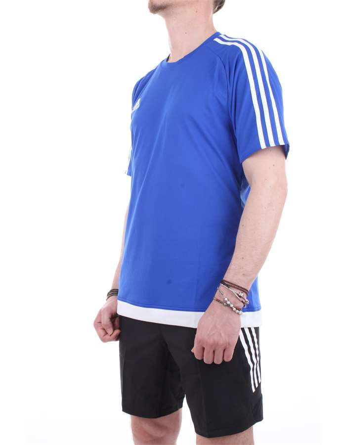 ADIDAS Shirt Blu-royal