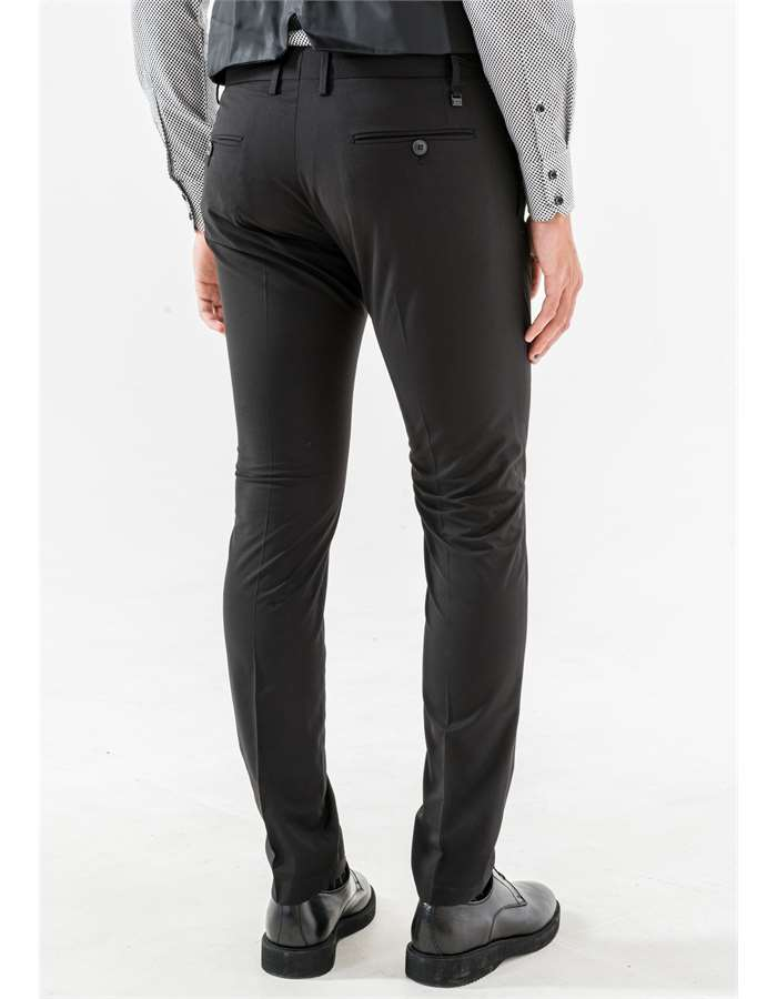Antony Morato Trousers 9000-Black