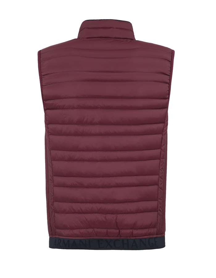 Armani Exchange Gilet 4429-bordeaux