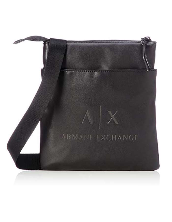 Armani Exchange Accessori Uomo Borsa 56620-nero 952068-CC200-BORSA-MESSENGER