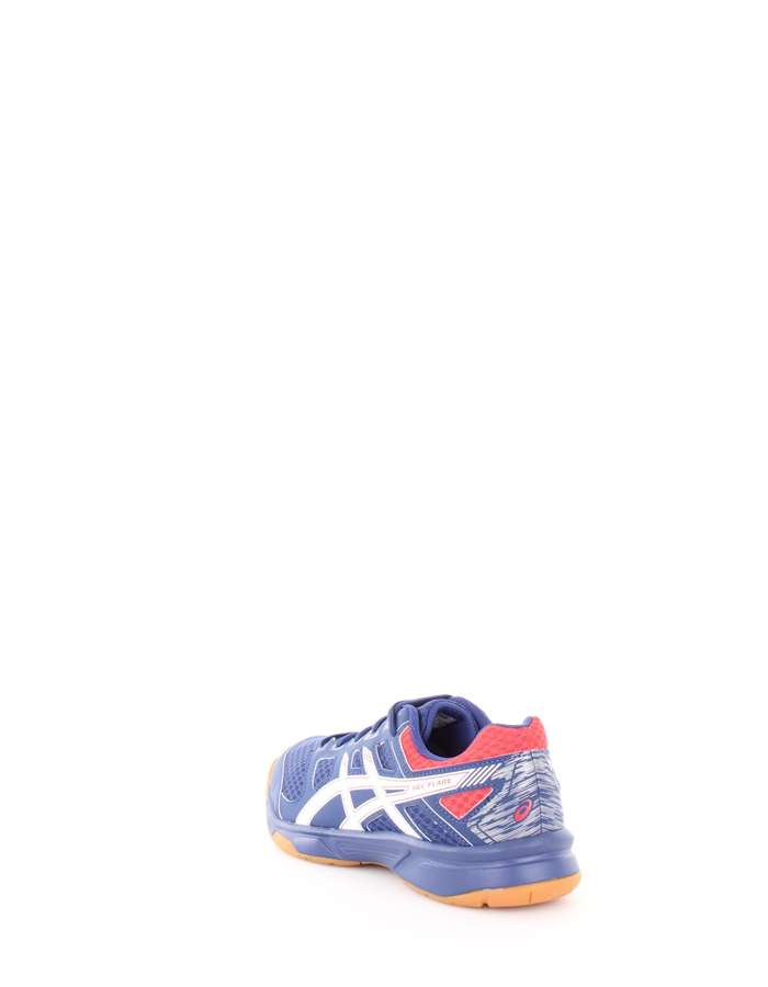 Asics Volleyball shoes 400-blue