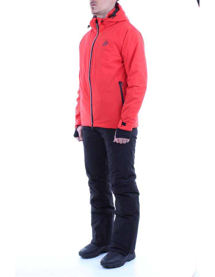 Dubin Complete ski 3759-red-black