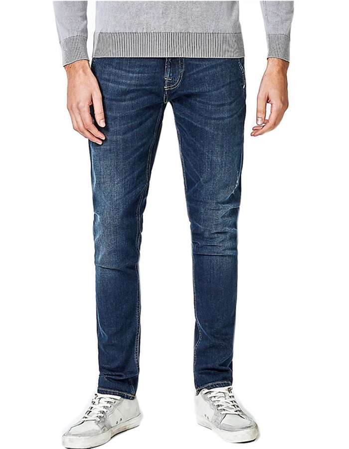 Guess Jeans Jeans Mord-denim-scuro
