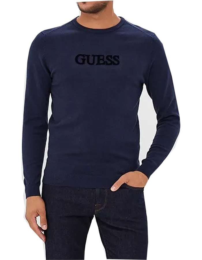 Guess Jeans Maglia G720-blu-navy