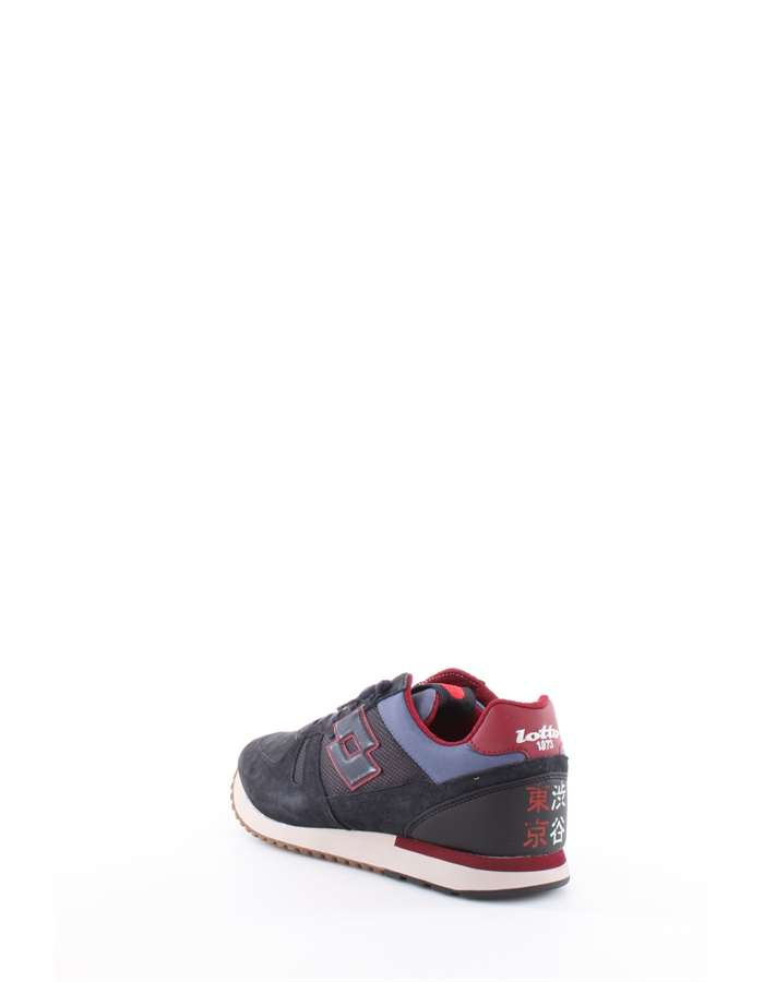 Lotto Leggenda Sneakers Blu-burgundy