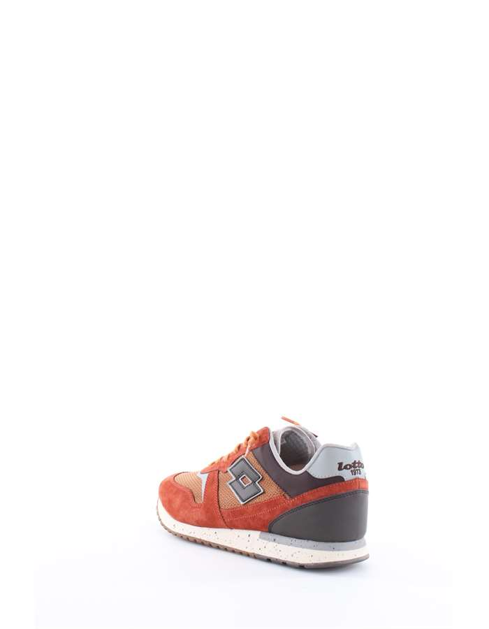Lotto Leggenda Sneakers Orange-brown