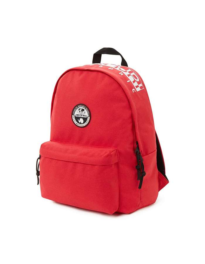 Napapijri Backpack R41-Red-pop
