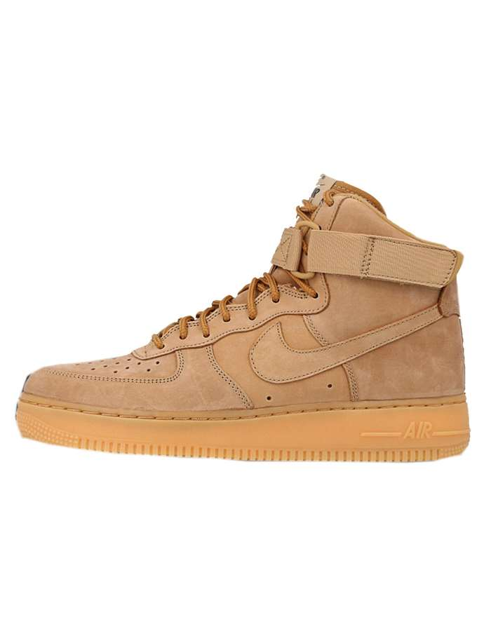 Nike Scarpe Uomo Scarpe 200-beige 882096-AIR-FORCE-1-HIGH-07-LV8-WB