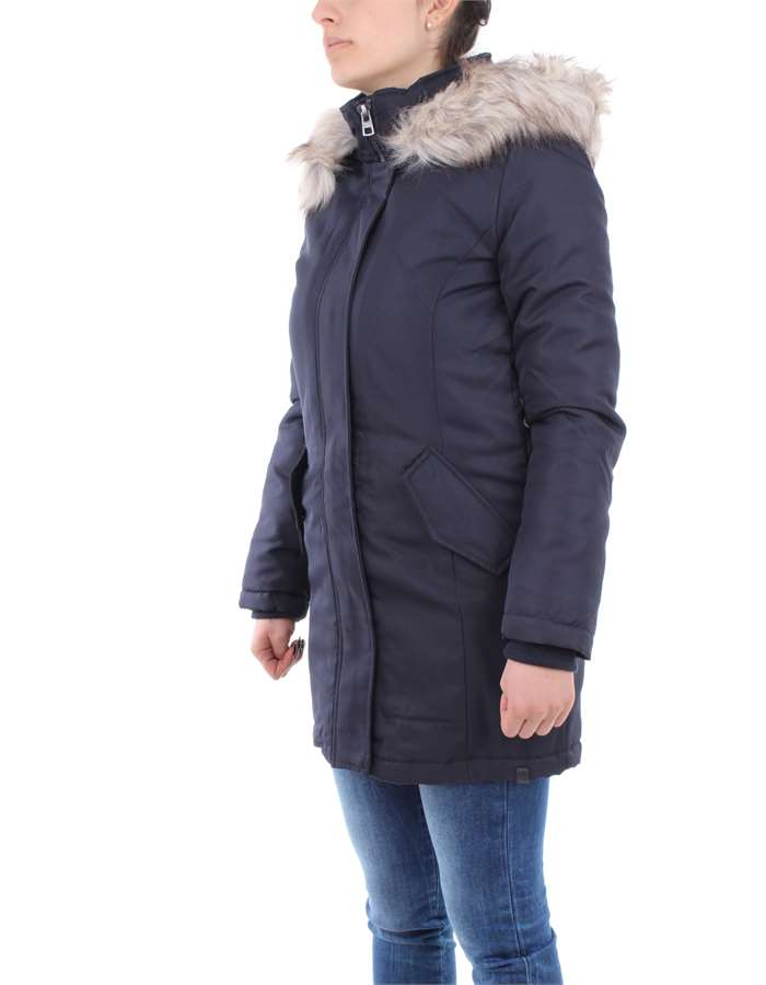 ONLY Overcoat Night blue