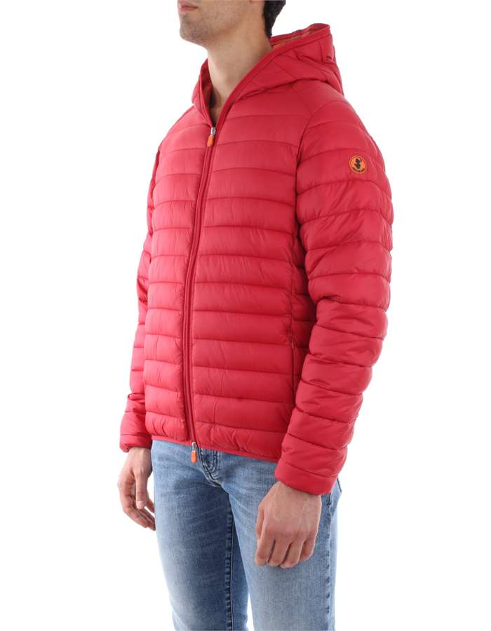 Save the Duck Jacket 00119-red