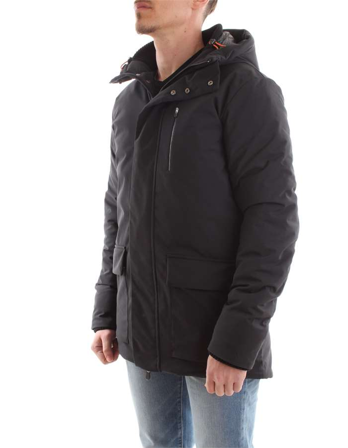 Save the Duck Jacket 00001-black