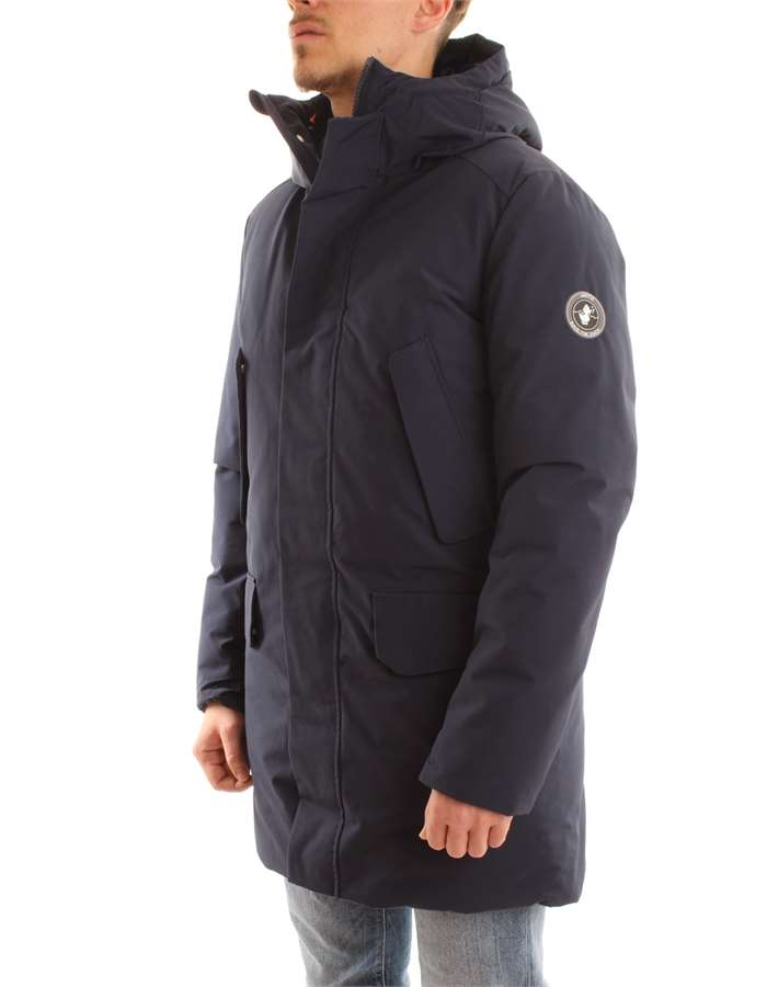 Save the Duck Jacket 00009-blue-navy
